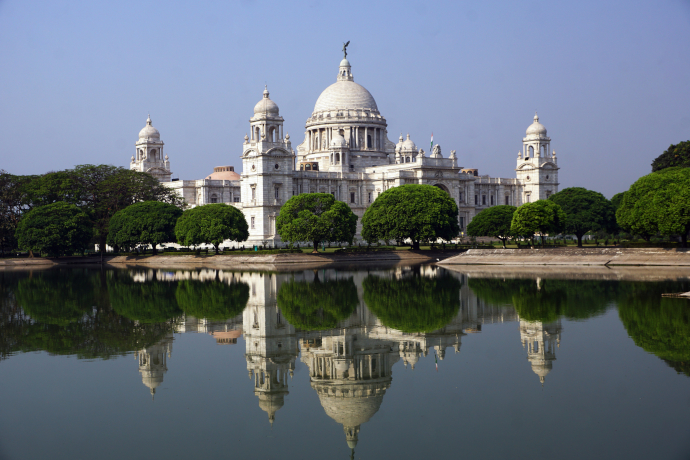Victoria Memoral is one of Kolkata's must sees!